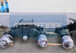 Подвеска балансирная полуприцепа, прицепа Fuwa BPW 32 тонны