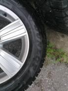 Dunlop SP. зимние, шипованные, б/у, износ 20%