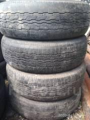 Bridgestone Dueler H/T 687. летние, 2008 год, б/у, износ 70%