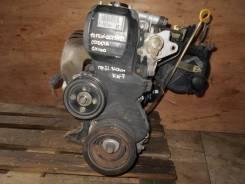 Двигатель Toyota Cresta GX100 1G-FE Beams пр 61340 км