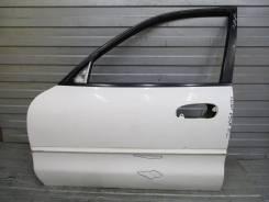 Дверь передняя левая Mitsubishi Galant 7 E54A 1993г MB861827