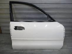 Дверь передняя правая Mitsubishi Galant 7 E54A 1993г MB861828
