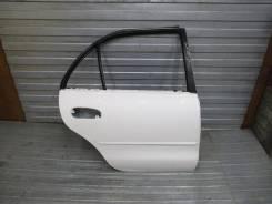 Дверь задняя правая Mitsubishi Galant 7 E54A 1993г MB861832
