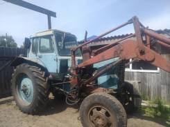МТЗ. Продается трактор, 80 л.с.