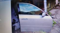 Дверь правая передняя Nissan Skyline v35 серебро, в сборе