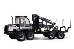 Logset 8H GT. Продается форвардер Logset 8 F GT, 7 400куб. см., 15 000кг., 17 500кг. Под заказ
