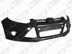 Бампер передний FORD Focus III 11-15