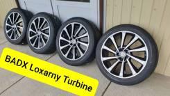 "245-45-20, BADX Loxarny Turbine, в наличии. 8.0x20"" 5x114.30 ET38 ЦО 73,1мм."