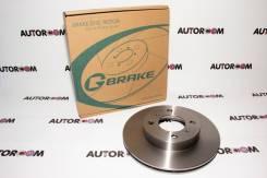 Тормозной диск передний G-Brake GR-02079, Япония GR-02079
