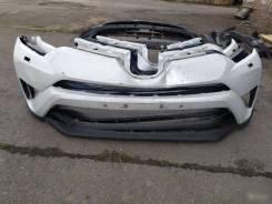 Бампер передний Toyota Rav4 2015-2019