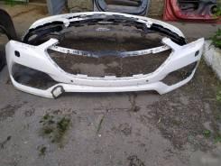 Бампер передний Hyundai Santa Fe 3 15-19