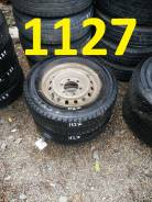 Пара колёс 205/70R15