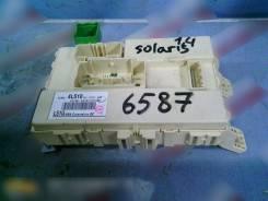 Блок предохранителей, Hyundai Solaris/Accent IV 2010 [919504L510]