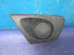 Заглушка ПТФ левая, Renault Duster 2012 [263361007R]