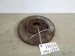 Диск тормозной передний, Lifan X60 2012 [S3501110]