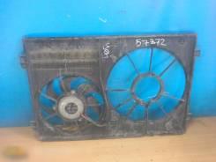 Диффузор радиатора, Skoda Yeti 2009 [1K0121207BB] 1K0121207BB
