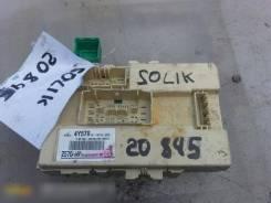 Блок предохранителей, Hyundai Solaris/Accent IV 2010 [919514L570]