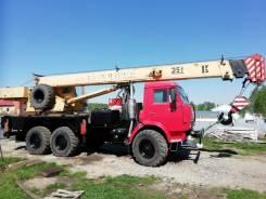 Батыр. Продаётся Автокран 25 тонн, батыр, вездеход, 28,00м.