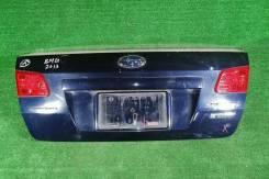 Крышка багажника (оригинал) Subaru Legacy (BM) 2009-2012 [00000084209]