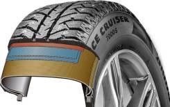 Bridgestone Ice Cruiser 7000, 185/65 R14 86T