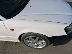 Крыло переднее правое Subaru Legacy BE5 (белое)