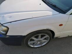 Крыло переднее левое Subaru Legacy BE5 (белое)