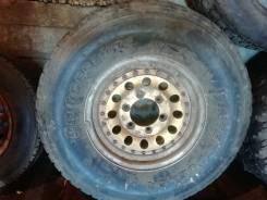 Запасное колесо 265/70R15