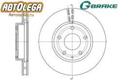 Диск тормозной передний G-brake Mazda 3 BM 13- GR-21659