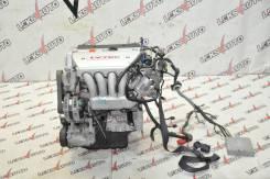 Двигатель в сборе K24A H. Accord TypeS [Leks-Auto 331]