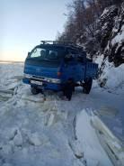 Toyota ToyoAce. Продается грузовик на мостах, 3 000куб. см., 1 000кг., 4x4
