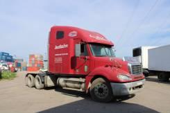 Freightliner Columbia. Фредлайнер коламбия тягач седельный, 14 000куб. см., 24 500кг., 6x4