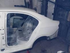 Задняя часть кузова автомобиля Skoda Rapid 2015