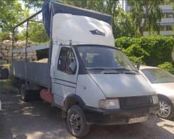 ГАЗ 33021. , 2 445куб. см., 3 500кг., 4x2