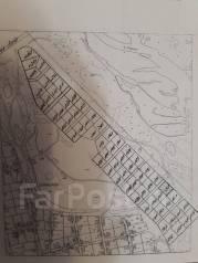 Продам земельный участок на Силинке. 1 000кв.м., собственность, электричество. План (чертёж, схема) участка