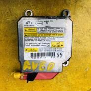 Блок управления AIR BAG Chevrolet Chevrolet Aveo (T200) 2003-2008 [96830772]