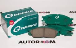 Задние тормозные колодки G-Brake GP-02250
