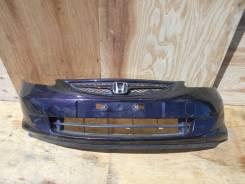 Бампер передний контрактный Honda Fit GD1 3822