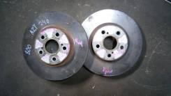 Диск тормозной передний, 1AZ-FSE, AZT240, Toyota Premio, 43512-20711