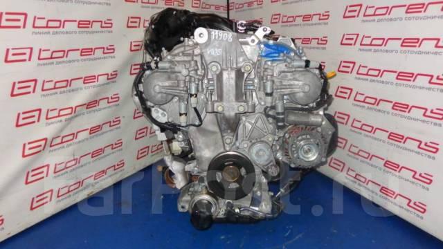 Двигатель Nissan, VQ35DE | Установка | Гарантия до 100 дней