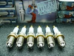 Комплект Титановых Свечей BERU (Ultra X Titan)=BKR6EKPB-11, SK20R11