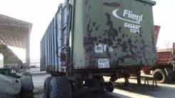 """Fliegl. Продается прицеп тракторный """"fliegl"""" ASW 268"""", 20 000кг."""
