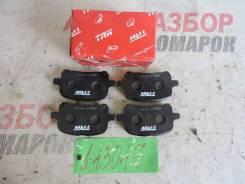 Колодка тормозная дисковая Lexus RX 300 XU10 1997-2003 [GDB3152S, 0446548060, 0446520550, GDB3152]