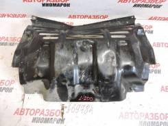 Защита двигателя железная Mitsubishi L200 KB 2006-2016 [MN136829]