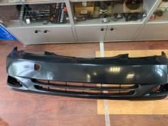 Бампер передний Toyota Camry 01-04 с отв. под крю.