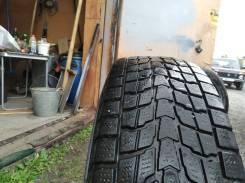Dunlop Grandtrek SJ6. всесезонные, б/у, износ 30%