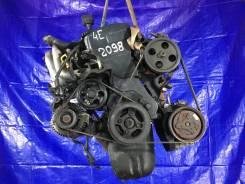Контрактный двигатель Toyota Corsa EL51 4EFE A2098