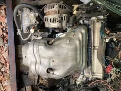 Двигатель Mitsubishi 4g69 mivek 2.4