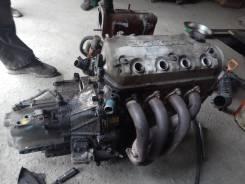 Двигатель Honda D15b 3-stage и МКПП