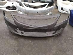 Передний бампер Hyundai Solaris restyling 14-2017