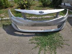 Передний бампер Kia Optima 4 2016-18